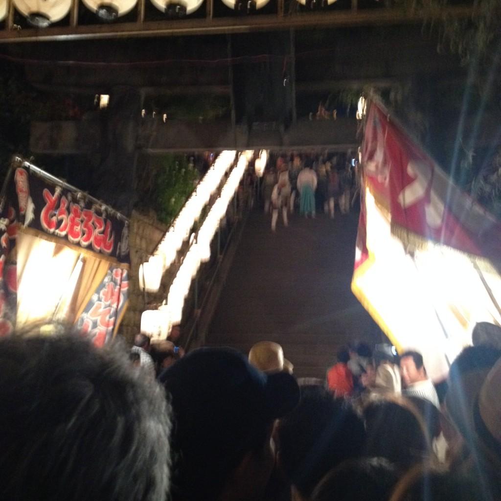 IMG_2462品川神社神輿の宮入